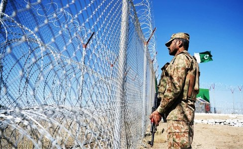 Soldier martyred in firing along the Pakistan-Afghanistan border