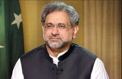 Abbasi accuses govt of using force to stop PDM from holding rally in Gujranwala
