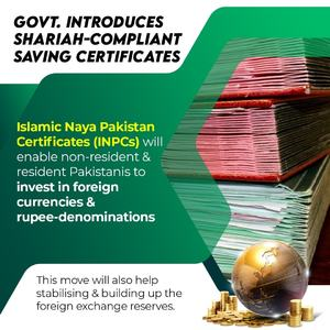 Islamic Certificates to Attract Overseas Pakistani Investments