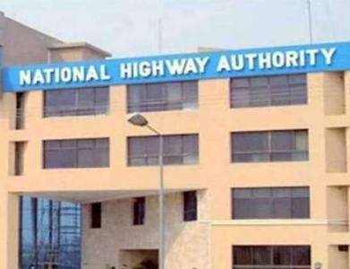 Low quality material: NHA directed to take action against contractor