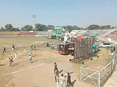 PDM all set to hold massive power show in Gujranwala