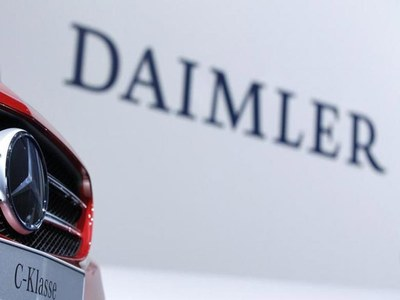 Daimler posts forecast-beating results as demand rebounds