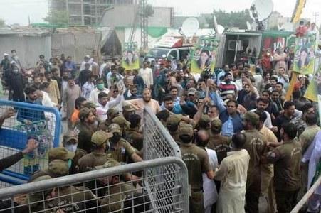 NAB attack case: ATC extends bail of Rana Sanaullah, Safdar till Oct 20