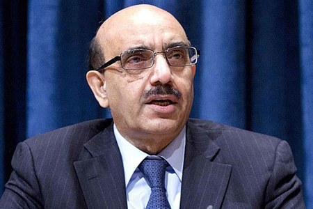 Kashmir's accession to be decided by its people: Masood