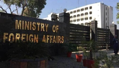 FO rejects Indian minister's comments, say India involved in human rights violations in IIOJK