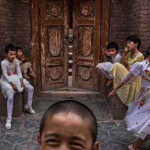 China dismisses allegations Uighur children being separated from parents