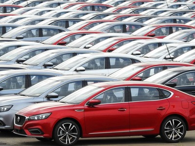 Cars sale up 2.74pc in 1st quarter of FY 2020-21