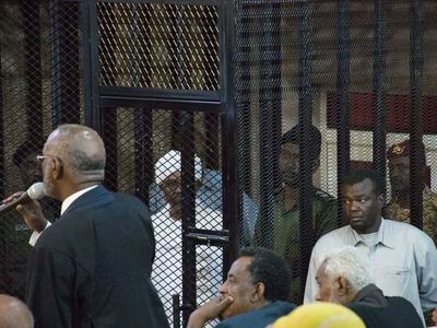 Sudan trial defence rejects case against ousted Bashir