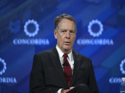 US sees British trade deal 'reasonably soon'
