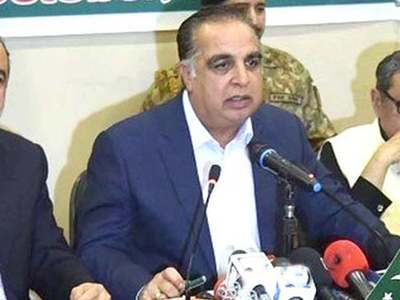 Imran Ismail contradicts reports about imposition of Governor Rule in Sindh