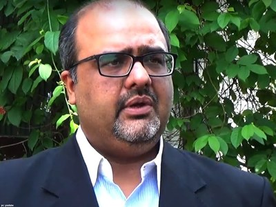 Drop scene of Safdar's arrest shows Sindh govt involvement: Shahzad Akbar
