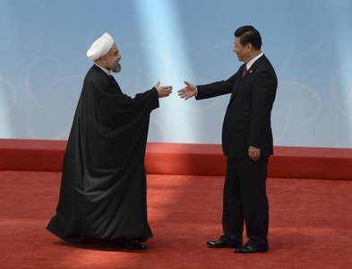 Historic Iran-China 25 year deal postponed until after the U.S. Election