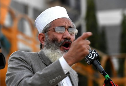 JI chief urges Afghan groups to engage in dialogue process