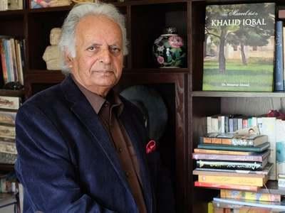 Mustansar Hussain Tarar slams PML-N for violating sanctity of Mazar-e-Quaid