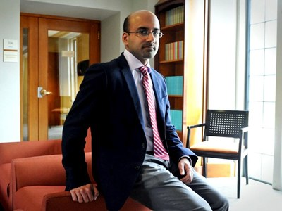 Dr. Atif's lecture at IBA cancelled citing 'threats from extremists'