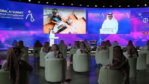 Saudi Arabia inks strategic pacts with three IT giants on artificial intelligence