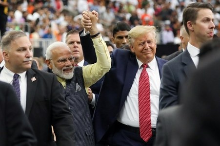 Indian media up in arms after Trump reduces the country to 'filthy'