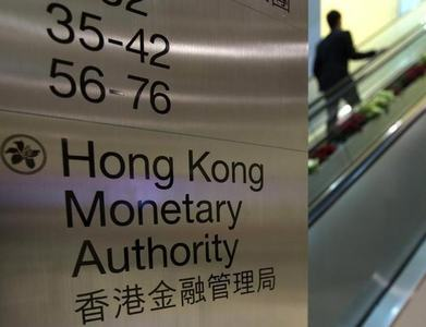 HKMA sells further HK$7.75bn as currency hits strong end of trading band