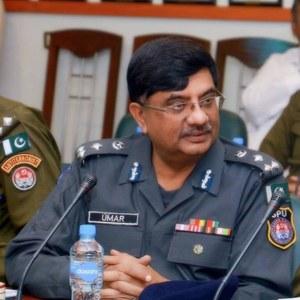 CCPO Lahore Umar Sheikh transferred, posted as RPO Faisalabad