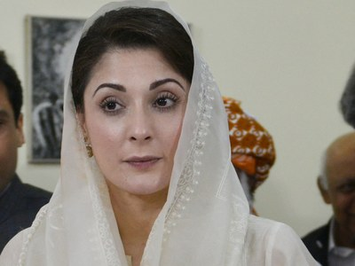 Imran Khan needs an NRO, says Maryam