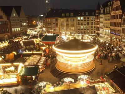 Frankfurt cancels Christmas market over virus spike