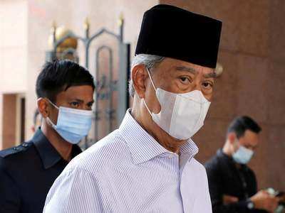 Malaysia's king rejects emergency rule