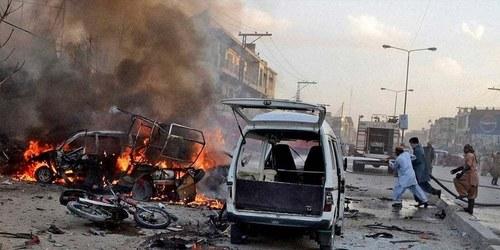 At least three killed in Quetta blast