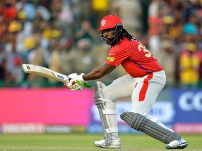 'Don't retire': 'Universe Boss' Gayle still IPL force at 41