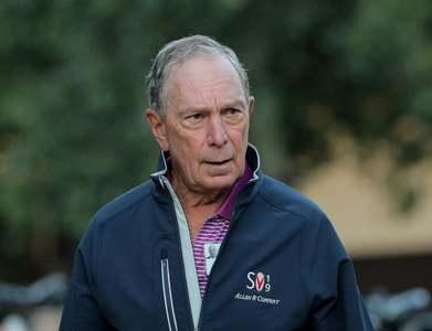 Bloomberg is funding late $15mn push to help Biden in Texas, Ohio
