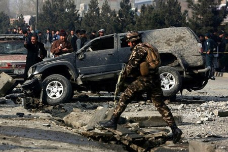 Nearly 6,000 Afghan civilians killed or wounded in 2020: UN