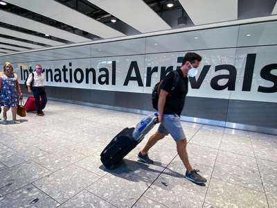 Heathrow says Paris now Europe's busiest airport