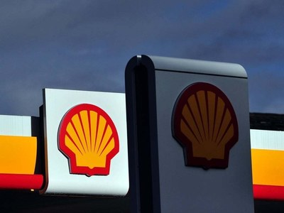 Oil giant Shell rebounds into profit in third quarter