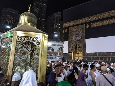 Saudi Arabia says will open Umrah pilgrimage to Muslims from abroad from Nov 1