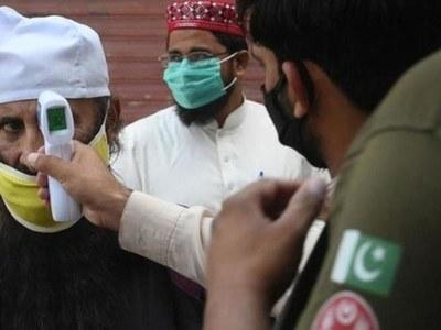 Pakistan's COVID-19 tally crosses 1,000 mark, highest since July