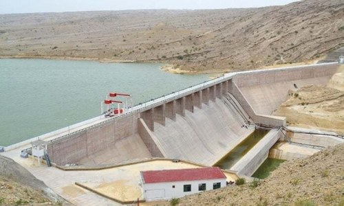 24 dams being constructed in South Balochistan under PSDP, says Mengal