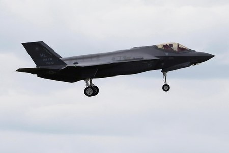 US plans to sell 50 F-35 jets to UAE