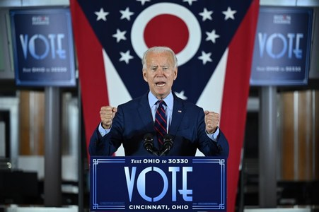 'I promise you as president, Islam is going to be treated like it should be': Joe Biden
