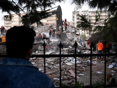 Turkey-Greece earthquake: 25 dead, rescue efforts under way