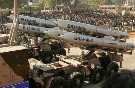 Indian Air Force conducts long-range BrahMos cruise missile test