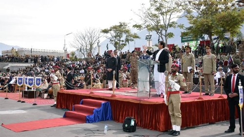 Govt has decided to elevate Gilgit-Baltistan's status to province, announces PM