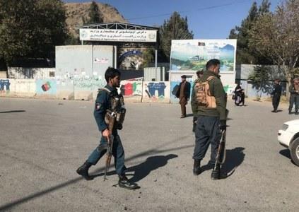 Gunmen battle Afghan security forces on Kabul University campus