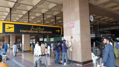 Curbing COVID-19: CAA bans visitors from entering airports