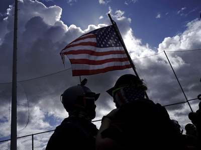 US Election Day: Five states under high alert for civilian militia activity