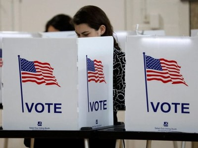 More than 100 million voted early in US election: watchdog