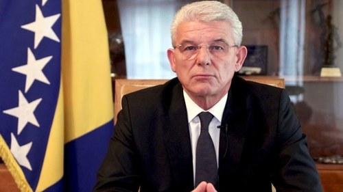 Bosnian leader Dzaferovic arrives in Islamabad