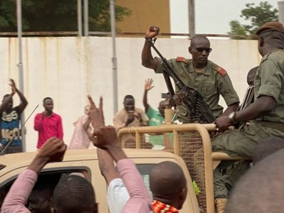 Gunmen kill 8 in central Mali attack
