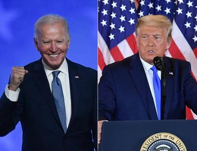 Biden at 248 electoral votes, Trump at 214: US media
