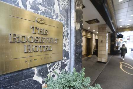 NAB opens probe in reported closure of Roosevelt Hotel