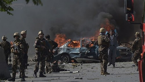 Violent attacks in Afghanistan increase by 50 percent amid peace talks: report