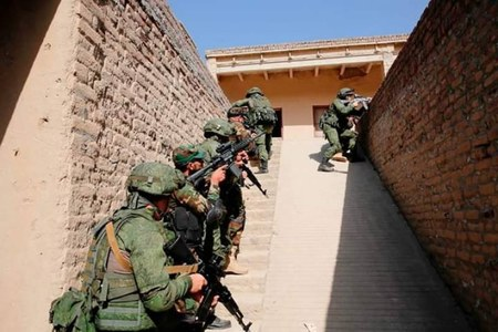 Annual drills: Russian forces arrive in Pakistan to hold Druzhba-5